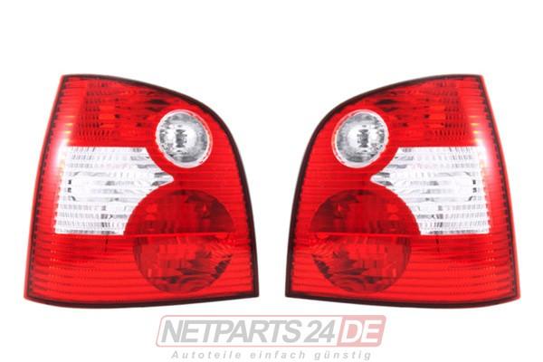 Heckleuchte Rücklicht Satz links & rechts VW Polo (9N) 10/2001-04/2005