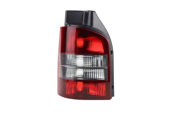 VW T5 mit Heckklappe 2 x Rückleuchten rot/schwarz