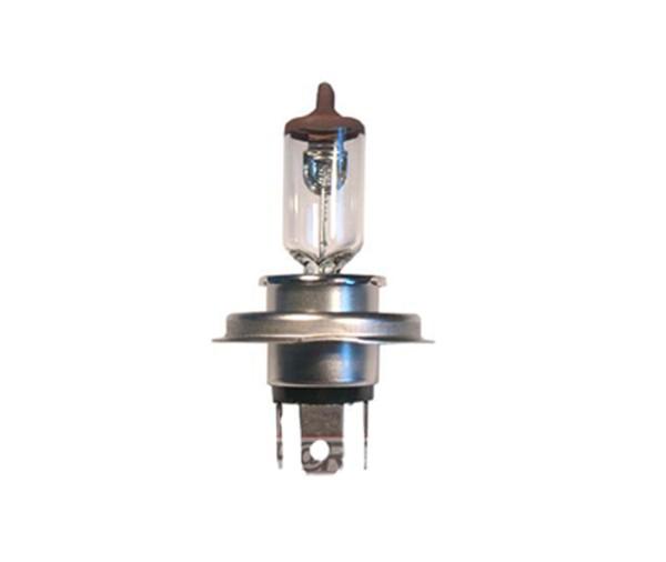 10x Glühlampe H4 12V 60/55W Sockel P43t