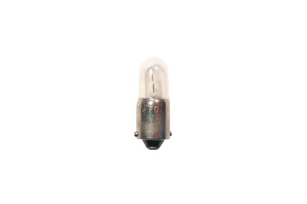10X Glühlampe 12V 4W Sockel Ba9s