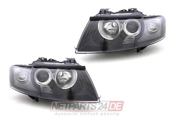 Scheinwerfer Satz H7/H9 links und rechts Audi A4 Cabrio (8H) 2002-2005