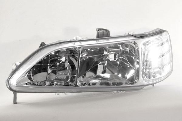 Scheinwerfer H7/H1 links Honda Accord CG/CH ab 98-03