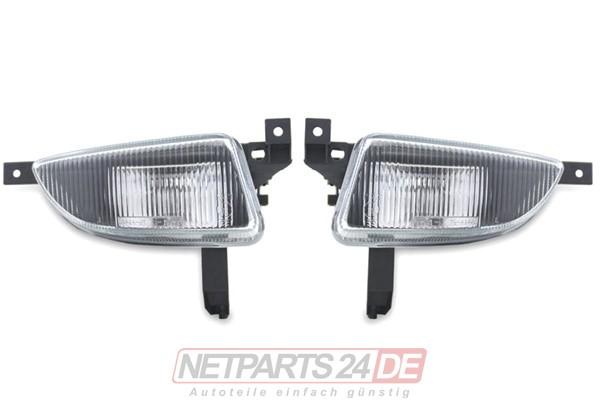 Nebelscheinwerfer Satz H3 links & rechts Opel Zafira A 04/1999-07/2005