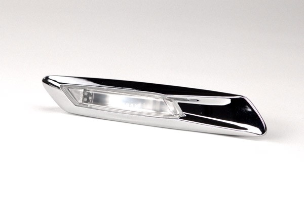 1x Led-Seitenblinker links Fahrerseite, kompatibel zu BMW 5 F10/F11 03/10-06/13