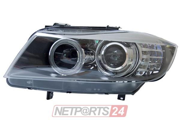 ZKW Scheinwerfer XENON/H8 links schwarz BMW 3 E91 LCI 08- Top Qualität