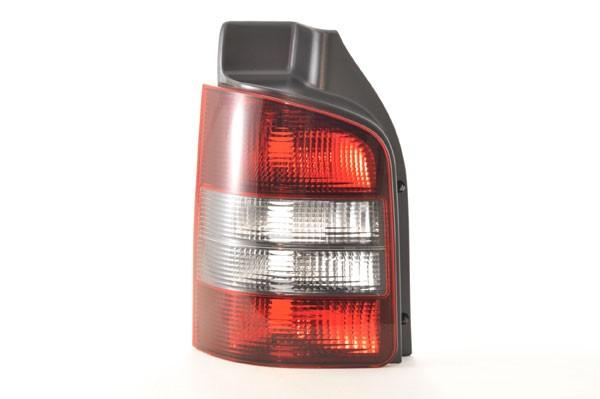 VW T5 mit Flügeltüren 2x Rückleuchten rot/schwarz ab 03