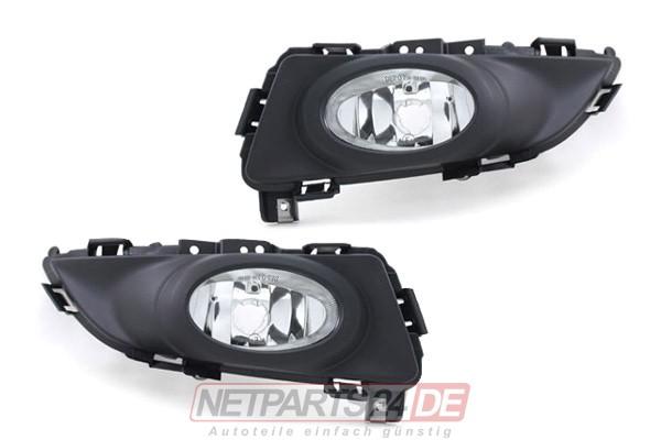 Nebelscheinwerfer Satz H11 links & rechts Mazda 3 (BK14) 2003-2006