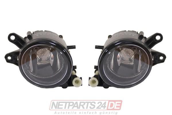 Nebelscheinwerfer Satz H11 links & rechts Audi A4 (8E) 11/2000-11/2004
