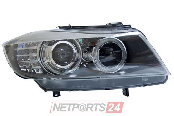 ZKW Scheinwerfer XENON/H8 rechts schwarz BMW 3 E91 LCI 08- Top Qualität